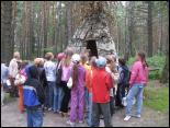 Экскурсия в Томскую писаницу